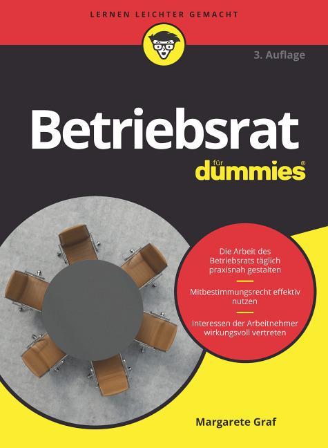 Cover-Bild Betriebsrat für Dummies