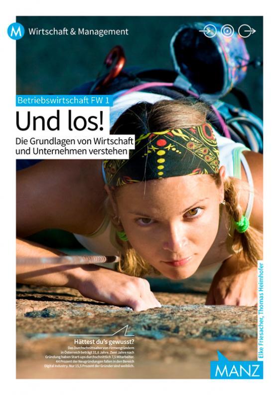 Cover-Bild Betriebswirtschaft / Betriebswirtschaft FW 1 | Und los!