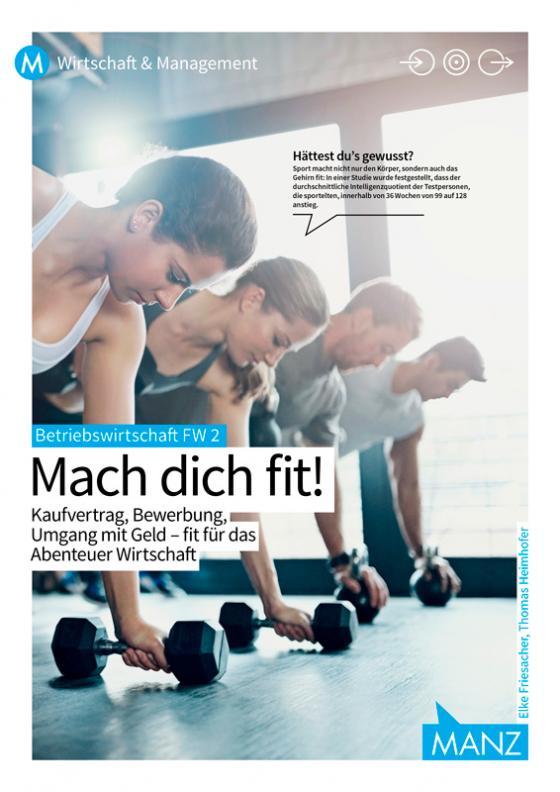 Cover-Bild Betriebswirtschaft / Betriebswirtschaft FW 2 | Mach dich fit!