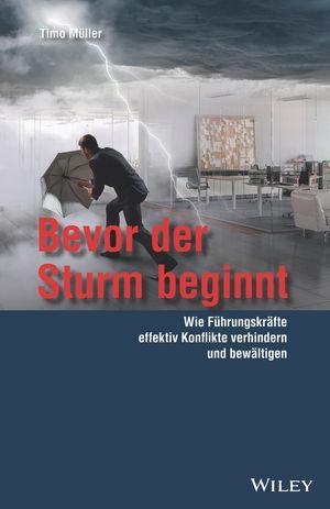 Cover-Bild Bevor der Sturm beginnt