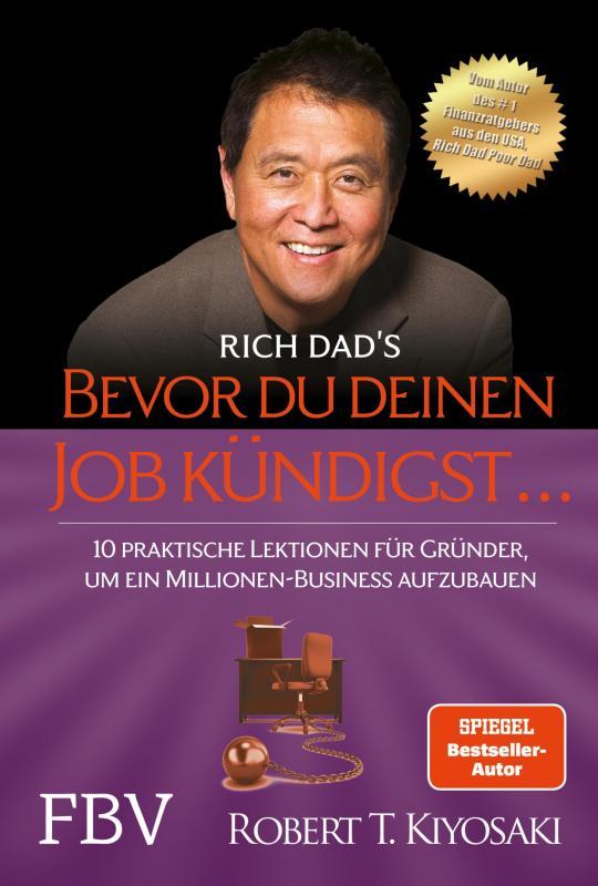 Cover-Bild Bevor du deinen Job kündigst ...