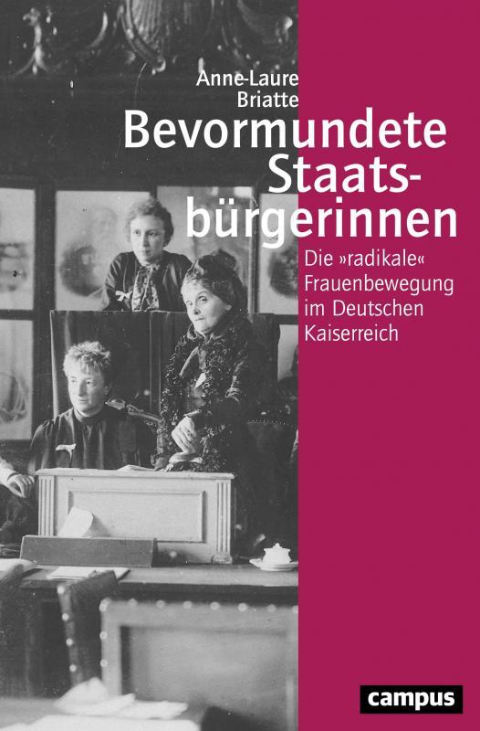 Cover-Bild Bevormundete Staatsbürgerinnen