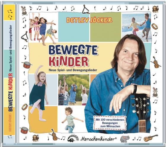 Cover-Bild Bewegte Kinder