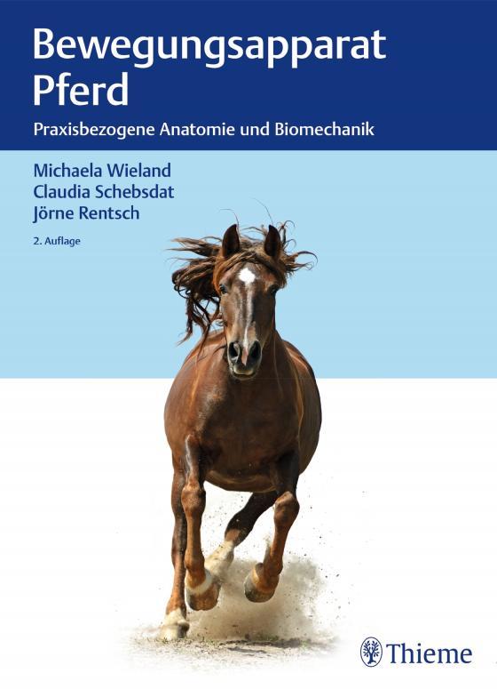 Cover-Bild Bewegungsapparat Pferd