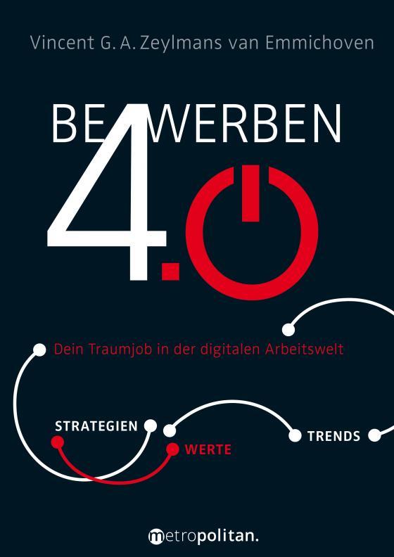 Cover-Bild Bewerben 4.0