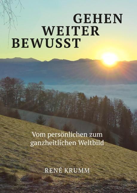 Cover-Bild Bewusst weiter gehen