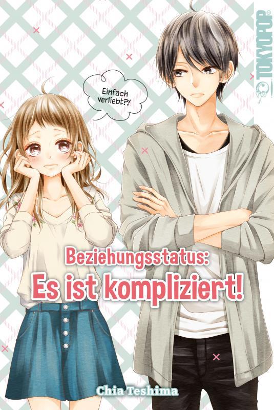 Cover-Bild Beziehungstatus: Es ist kompliziert!