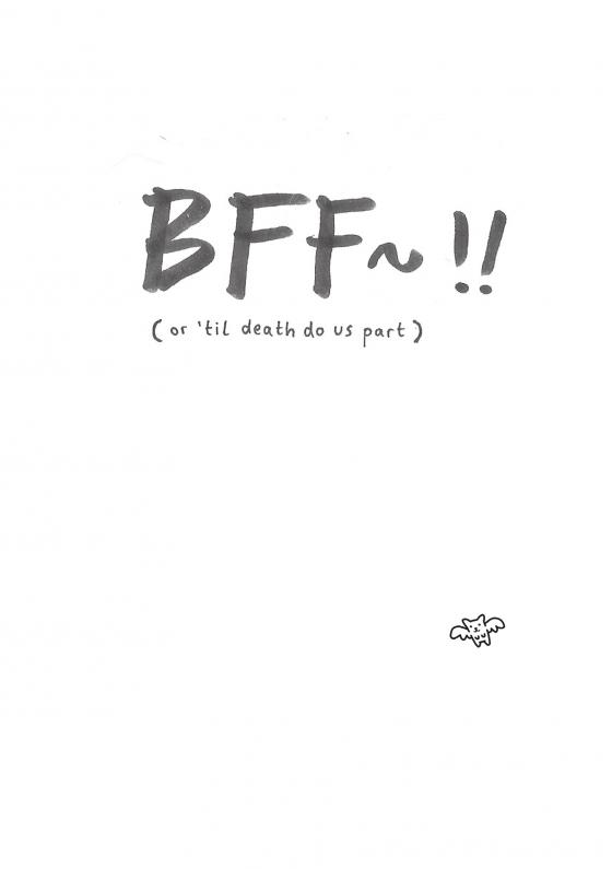 Cover-Bild BFF~!! (or 'til death do us part)