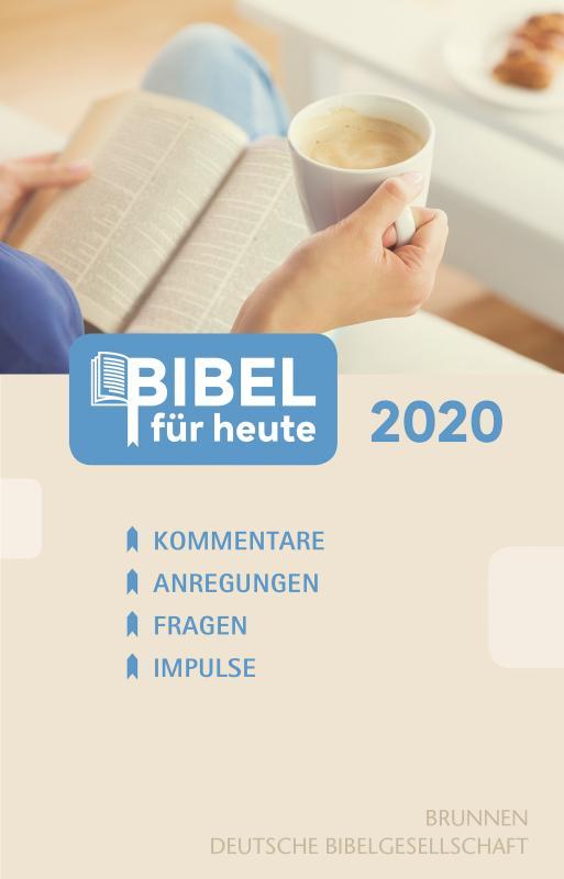 Cover-Bild Bibel für heute 2020