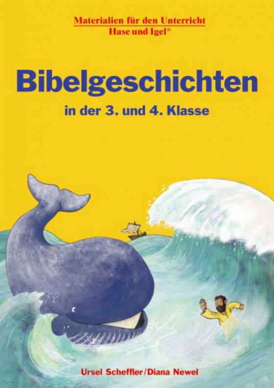 Cover-Bild Bibelgeschichten in der 3. und 4. Klasse