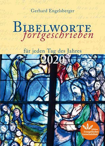 Cover-Bild Bibelworte fortgeschrieben 2020