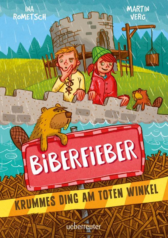 Cover-Bild Biberfieber