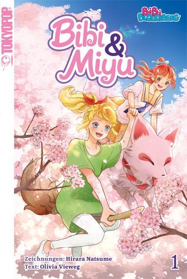 Cover-Bild Bibi & Miyu 01