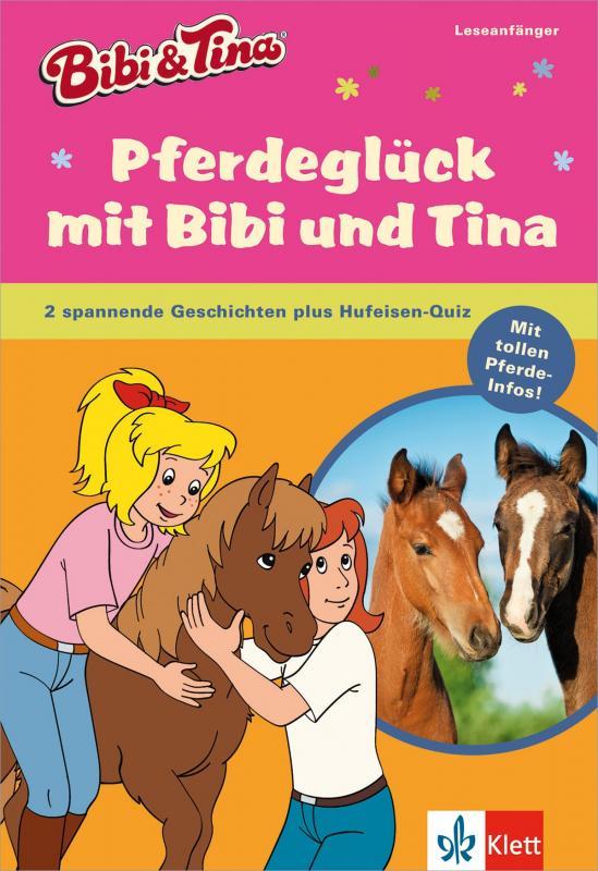 Cover-Bild Bibi und Tina - Pferdeglück mit Bibi und Tina