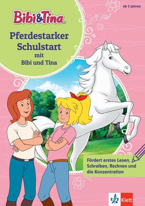 Cover-Bild Bibi und Tina: Pferdestarker Schulstart mit Bibi und Tina