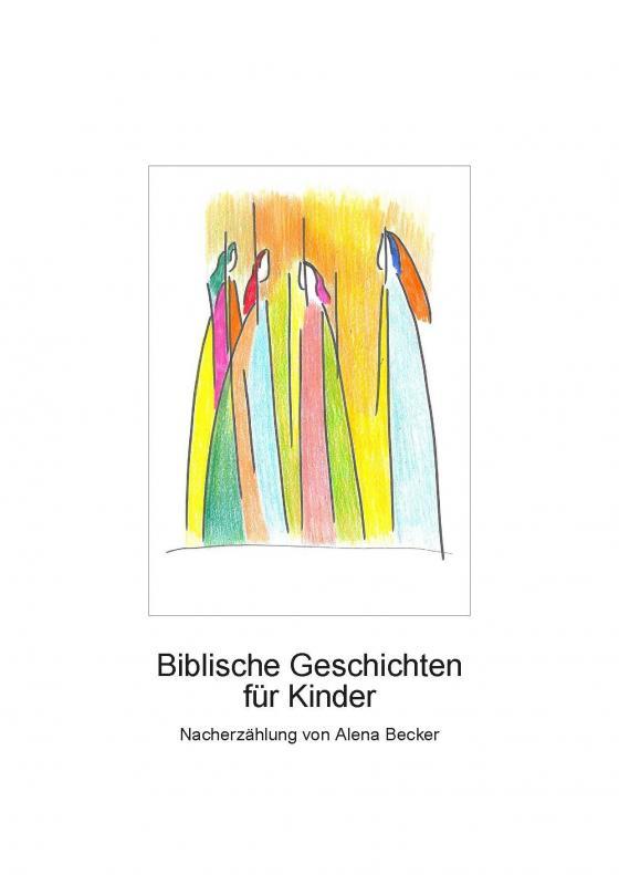 Cover-Bild Biblische Geschichten für Kinder