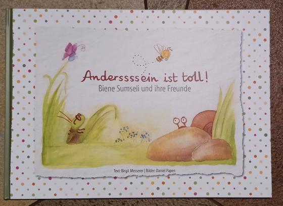 Cover-Bild Biene Sumseli und ihre Freunde