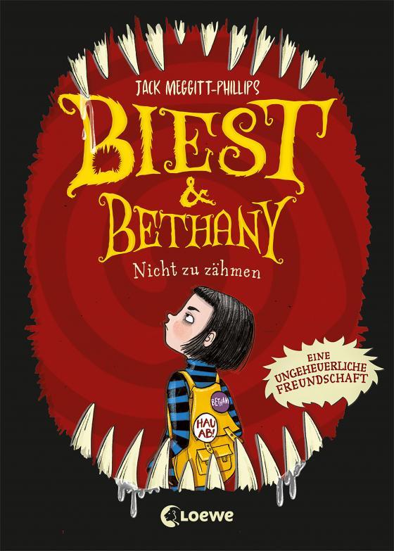 Cover-Bild Biest & Bethany (Band 1) - Nicht zu zähmen