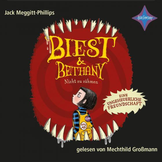 Cover-Bild Biest & Bethany - Nicht zu zähmen
