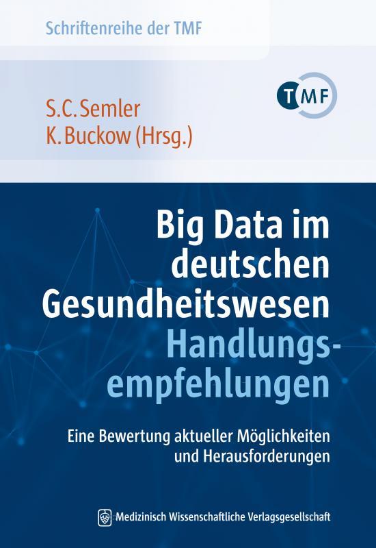 Cover-Bild Big Data im deutschen Gesundheitswesen – Handlungsempfehlungen