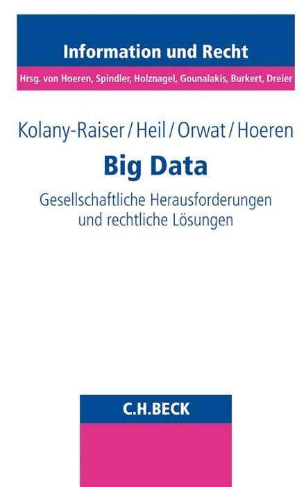 Cover-Bild Big Data