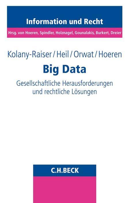 Cover-Bild Big Data
