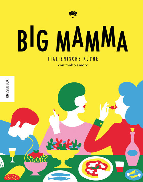 Cover-Bild Big Mamma
