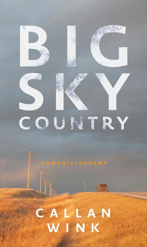 Cover-Bild Big Sky Country