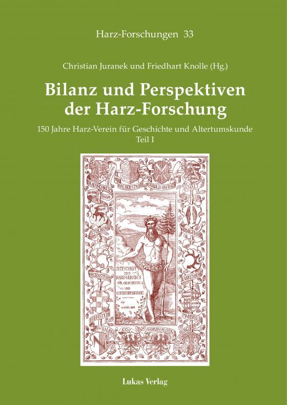 Cover-Bild Bilanz und Perspektiven der Harz-Forschung