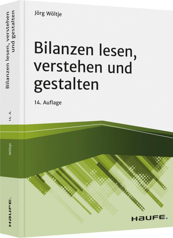 Cover-Bild Bilanzen lesen, verstehen und gestalten