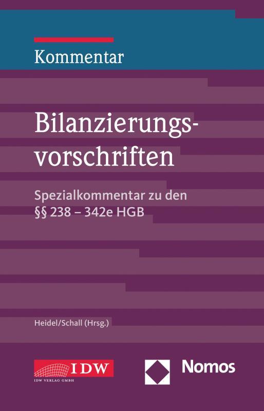 Cover-Bild Bilanzierungsvorschriften