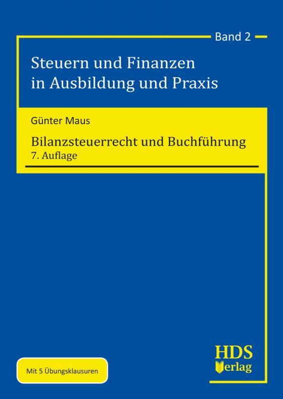 Cover-Bild Bilanzsteuerrecht und Buchführung