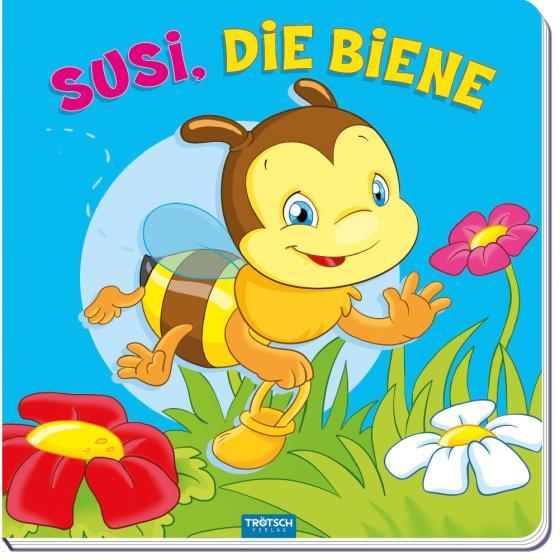 "Cover-Bild Bilderbuch ""Susi, die Biene"""
