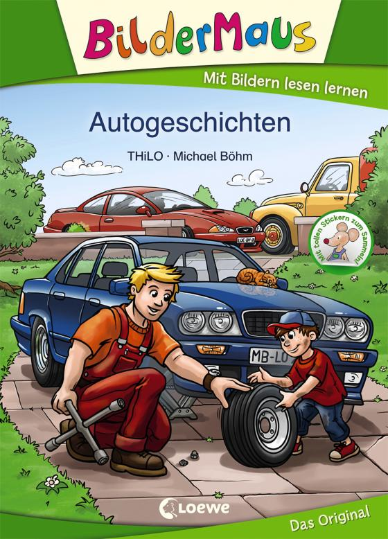 Cover-Bild Bildermaus - Autogeschichten