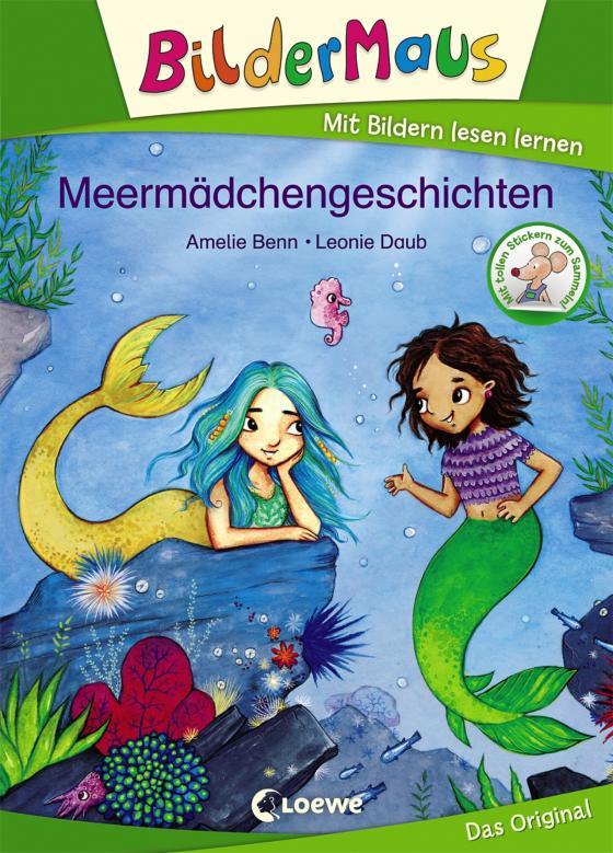 Cover-Bild Bildermaus - Meermädchengeschichten