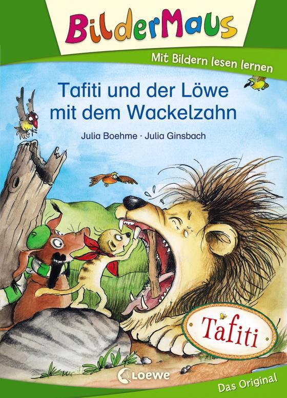 Cover-Bild Bildermaus - Tafiti und der Löwe mit dem Wackelzahn