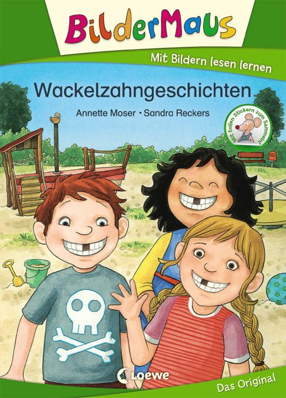 Cover-Bild Bildermaus - Wackelzahngeschichten