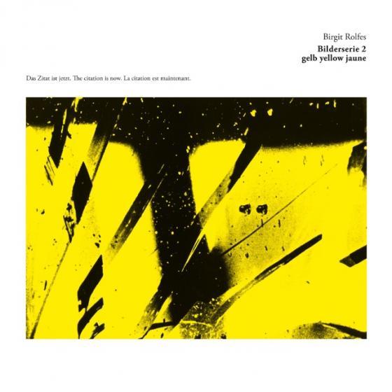 Cover-Bild Bilderserie 2 gelb yellow jaune