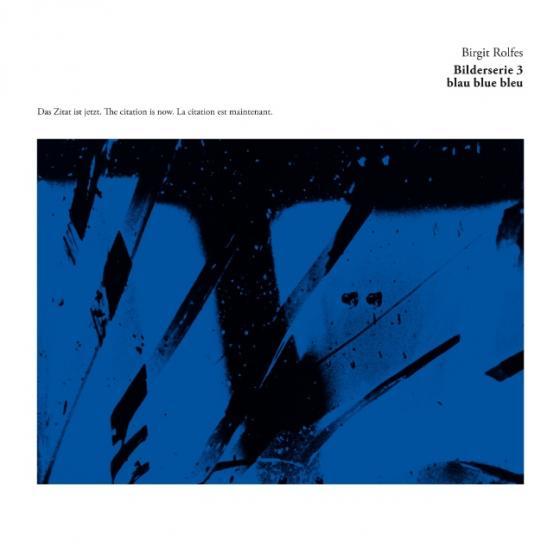 Cover-Bild Bilderserie 3 blau blue bleu