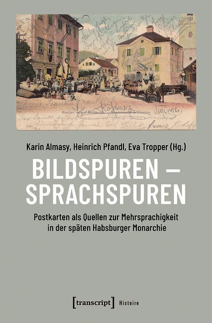 Cover-Bild Bildspuren - Sprachspuren