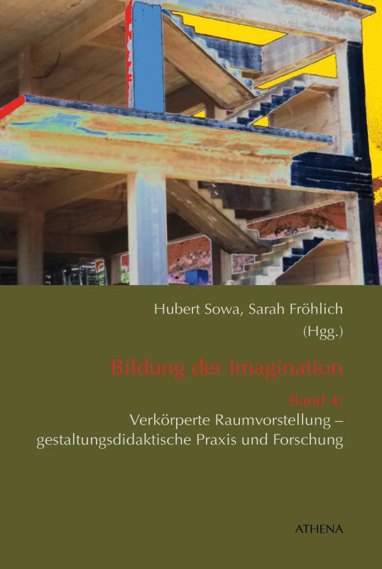Cover-Bild Bildung der Imagination (Band 4)