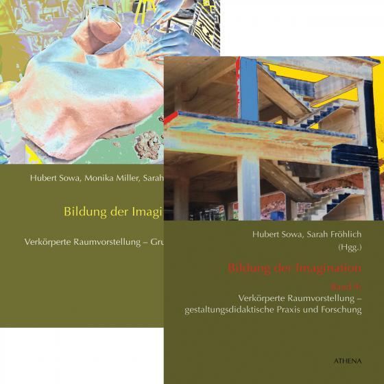 Cover-Bild Bildung der Imagination – Das Paket
