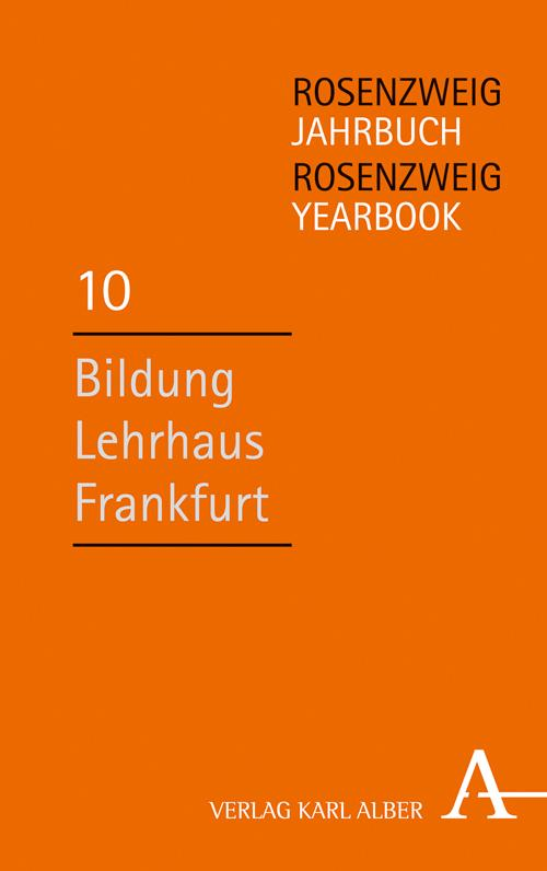 Cover-Bild Bildung – Lehrhaus – Frankfurt