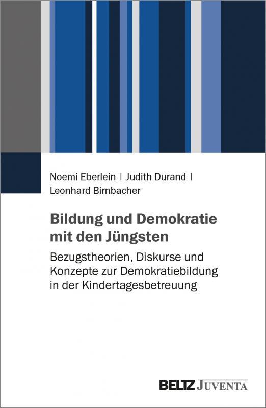 Cover-Bild Bildung und Demokratie mit den Jüngsten