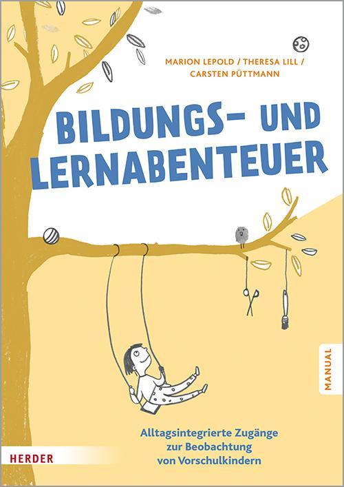 Cover-Bild Bildungs- und Lernabenteuer: Manual