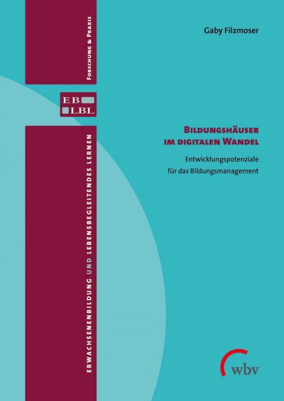 Cover-Bild Bildungshäuser im digitalen Wandel