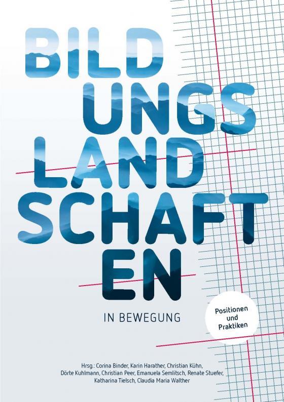 Cover-Bild Bildungslandschaften in Bewegung