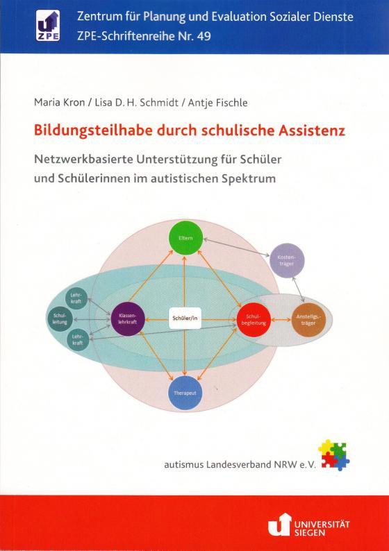 Cover-Bild Bildungsteilhabe durch schulische Assistenz