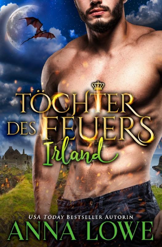 Cover-Bild Billionaires & Bodyguards / Töchter des Feuers: Irland