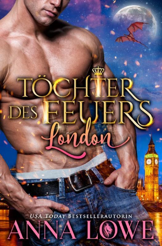 Cover-Bild Billionaires & Bodyguards / Töchter des Feuers: London